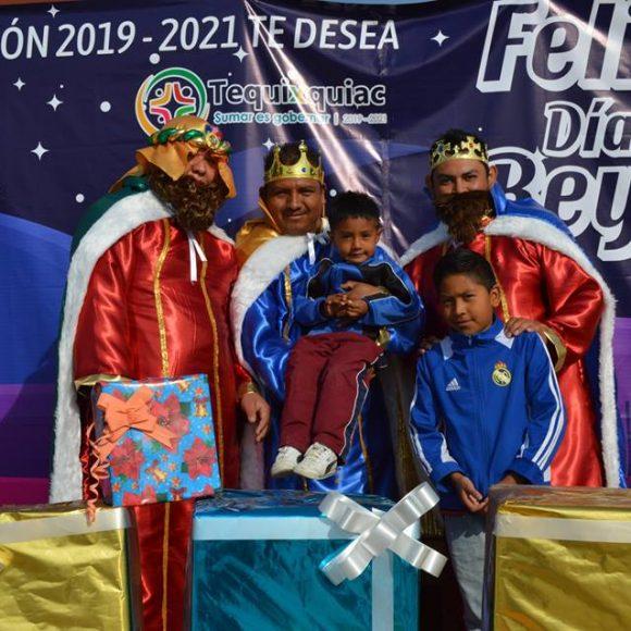 Evento día de Reyes